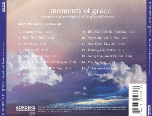 Moments of Grace