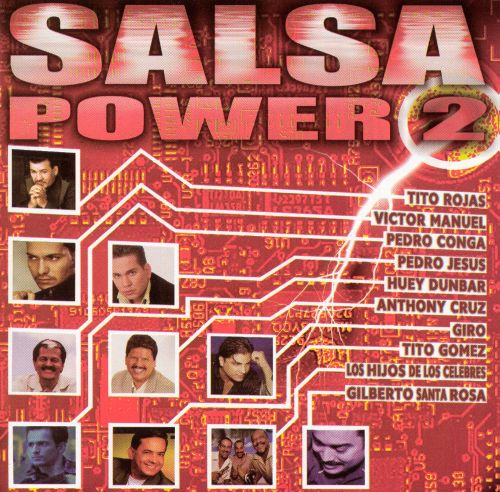 Salsa Power, Vol. 2