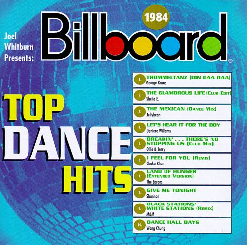 Billboard Top Dance Hits: 1984