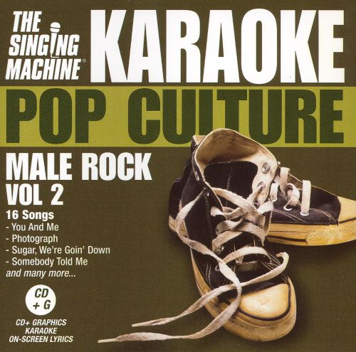 Pop Culture: Male Rock, Vol. 2