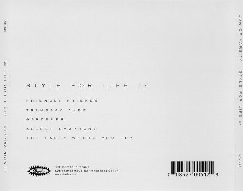 Style for Life [EP]