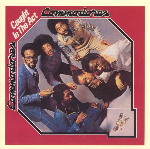 Caught In The Act Commodores Similar Allmusic