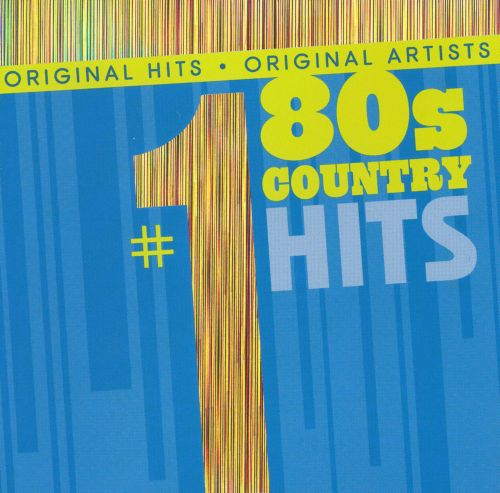 #1 Country Hits of the 80s [Madacy]