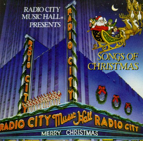 Radio City Music Hall Presents Songs of Christmas - Stephen Hill ...