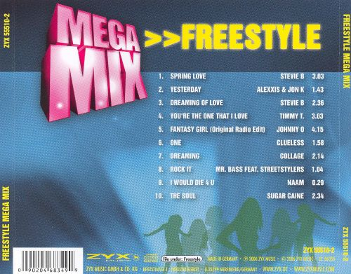 Freestyle Megamix [2006]