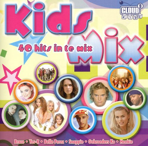 Kids Mix: 40 Hits in the Mix