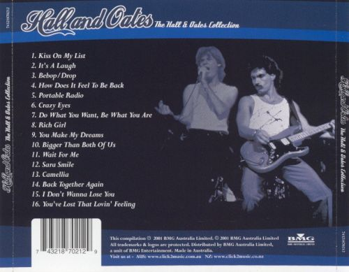 The Hall & Oates Collection