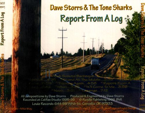 Report from a Log