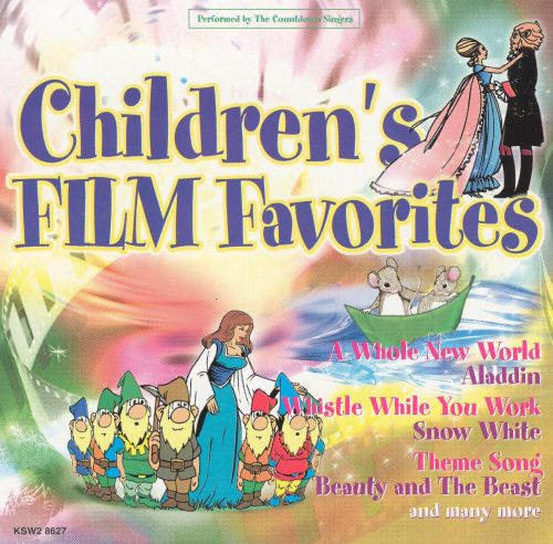 Children's Film Favorites, Vol. 3