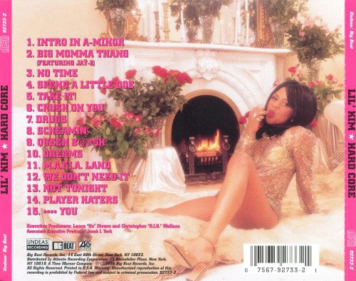 Lil kim hardcore songs