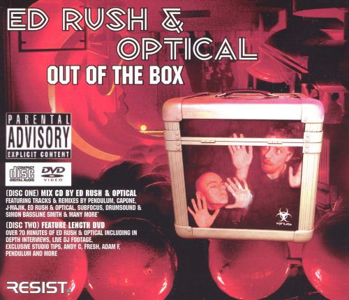 Out of the Box [Bonus DVD] - Ed Rush | Songs, Reviews