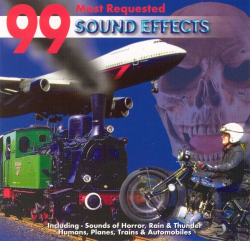 Most Requested Sound Effects