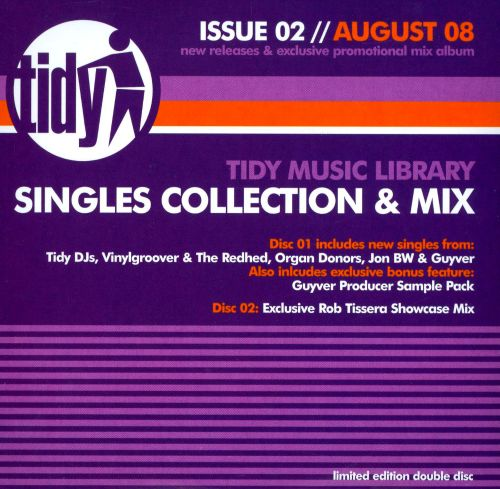 Tidy Music Library Issue 2
