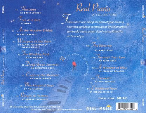 Real Piano: A Collection