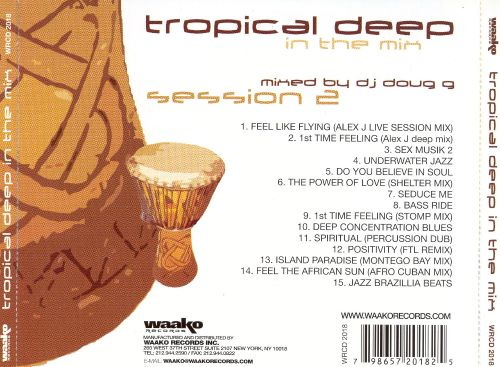 Tropical Deep: In the Mix Session, Vol. 2