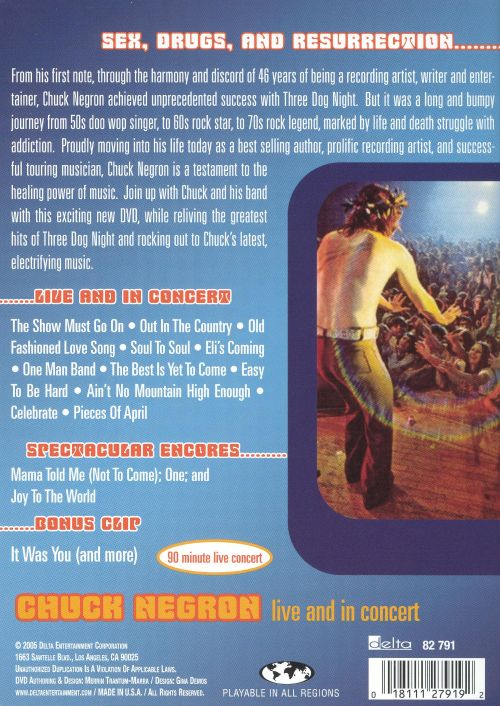Live and in Concert [DVD]
