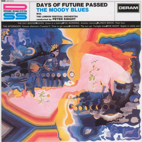 days of future passed - the moody blues | songs, reviews, credits