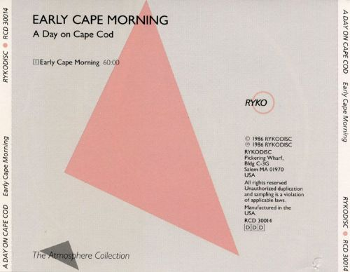 A Day on Cape Cod: Early Cape Morning