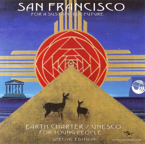 Earth Charter: Unesco CD for Young People