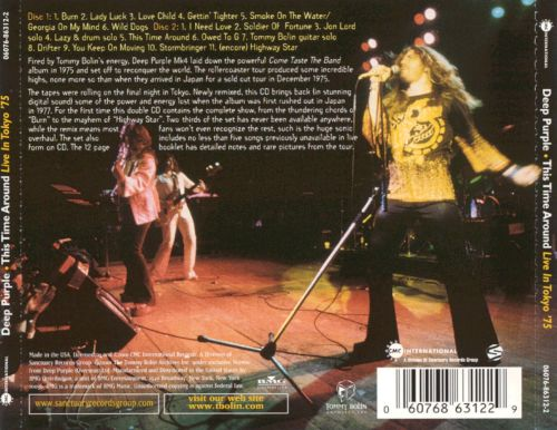 This Time Around: Live in Tokyo '75