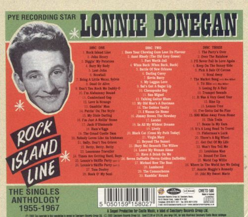 Rock Island Line: The Singles Anthology 1955-1967