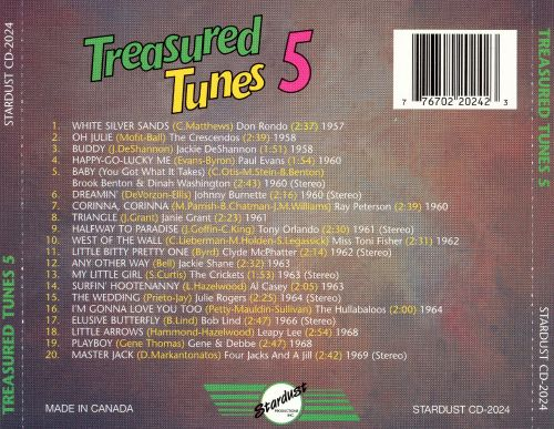Treasured Tunes, Vol. 5
