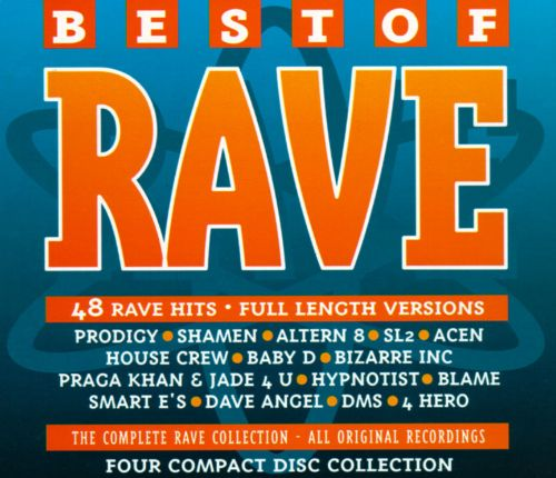 Best of Rave [Westwood]