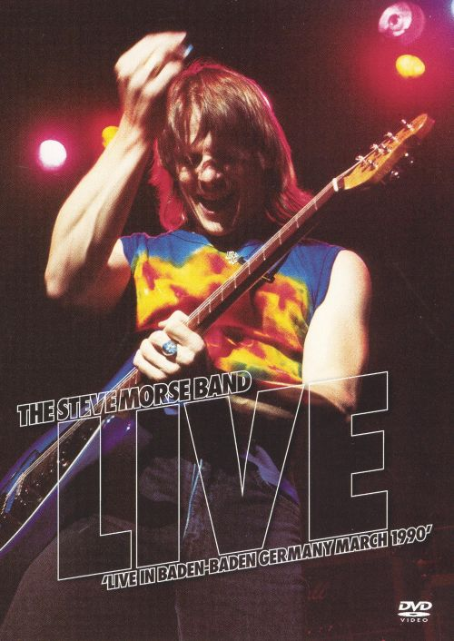 Live in Baden: Baden Germany March 1990
