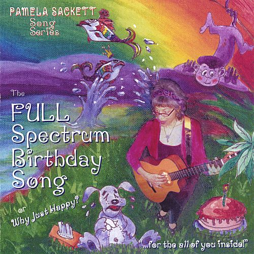 The Full Spectrum Birthday Song