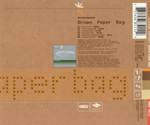 Brown Paper Bag [US #1]