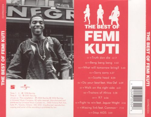 The Best of Femi Kuti