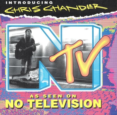 Introducing Chris Chandler...As Seen on No Television