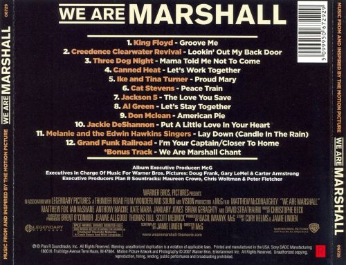 We Are Marshall [Original Soundtrack]