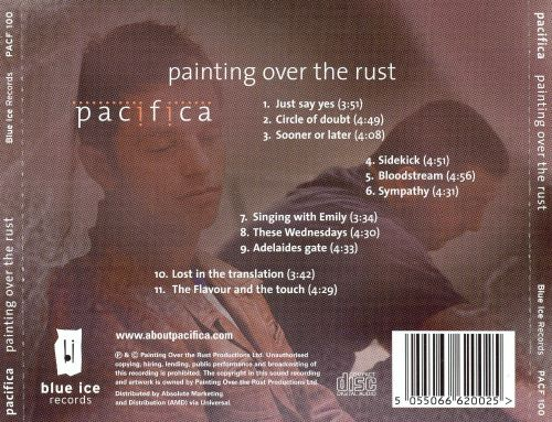 Painting Over the Past