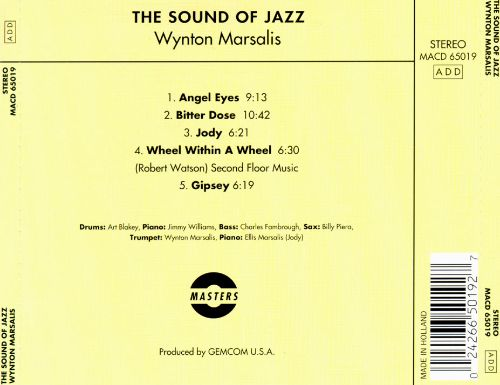 Sound of Jazz, Vol. 19: Angel Eyes
