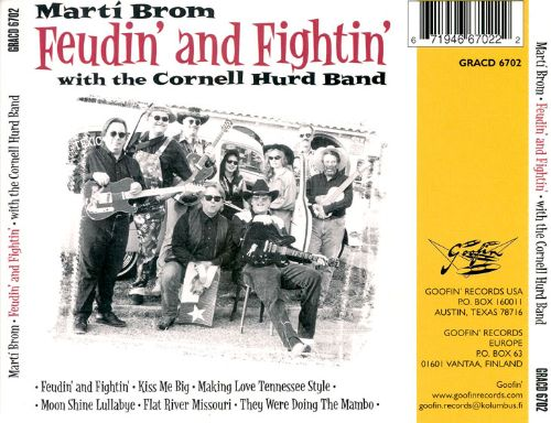 Feudin' & Fightin' with the Cornell Hurd Band