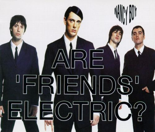 Are 'Friends' Electric? [#2]