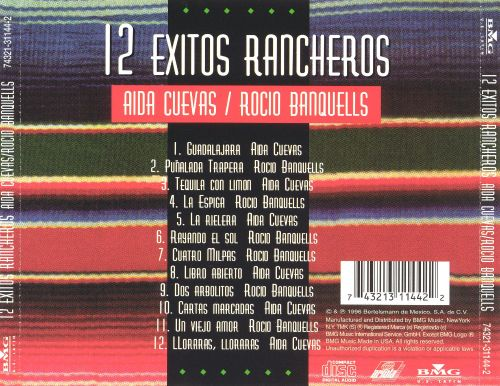 12 Exitos Rancheros