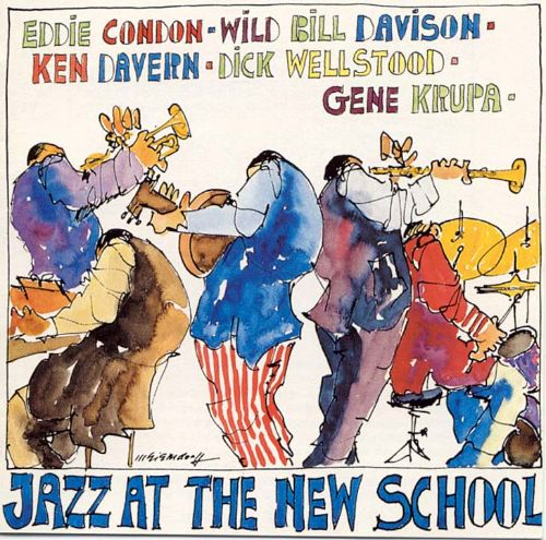 Jazz at the New School
