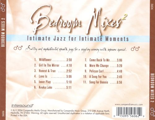 Bedroom Mixes, Vol. 2: Intimate Jazz for Intimate