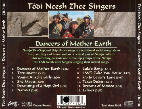 Dancers of Mother Earth