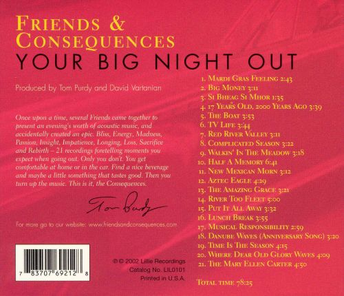 Your Big Night Out