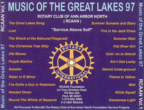 Music of the Great Lakes