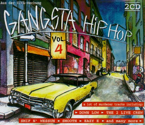 Gangsta Hip Hop, Vol. 4