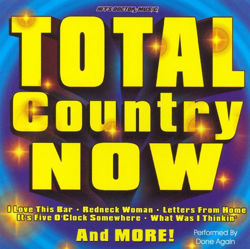 Hits Doctor: Total Country Now