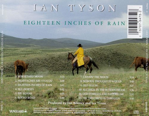 Eighteen Inches of Rain