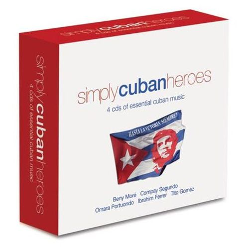 Simply Cuban Heroes