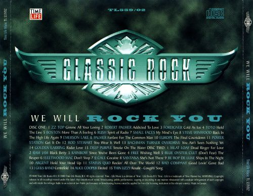 Classic Rock: We Will Rock You