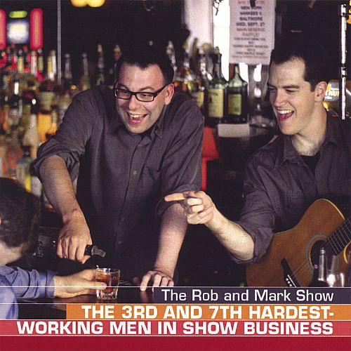 The 3rd and 7th Hardest Working Men in Show Business