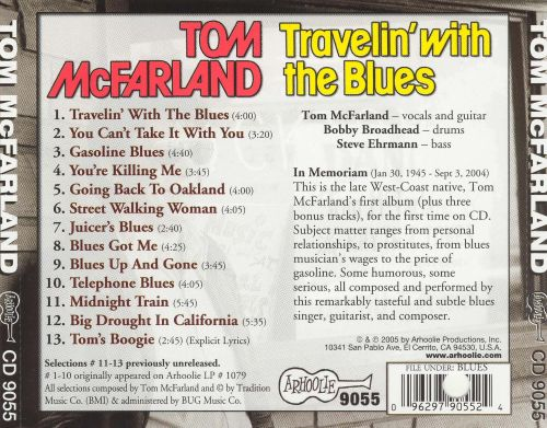 Travelin' with the Blues